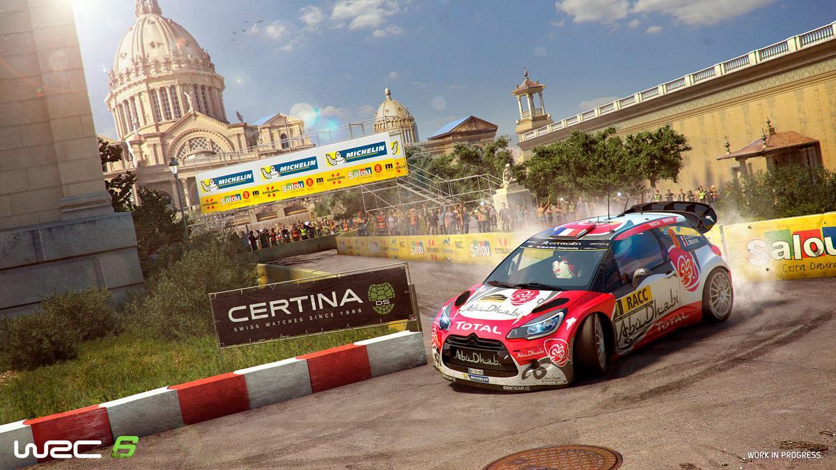 WRC 6, 1