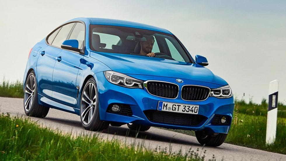 BMW Serie 3 GT 2016 340i