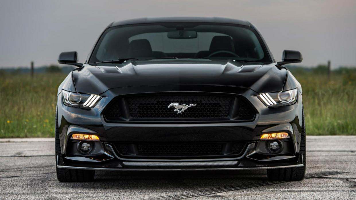 Hennessey Ford Mustang HPE800 25 aniversario