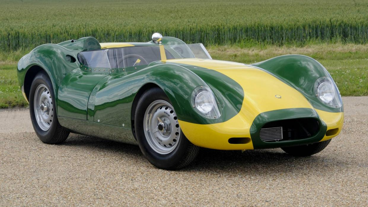 Lister Knobbly Stirling Moss special edition