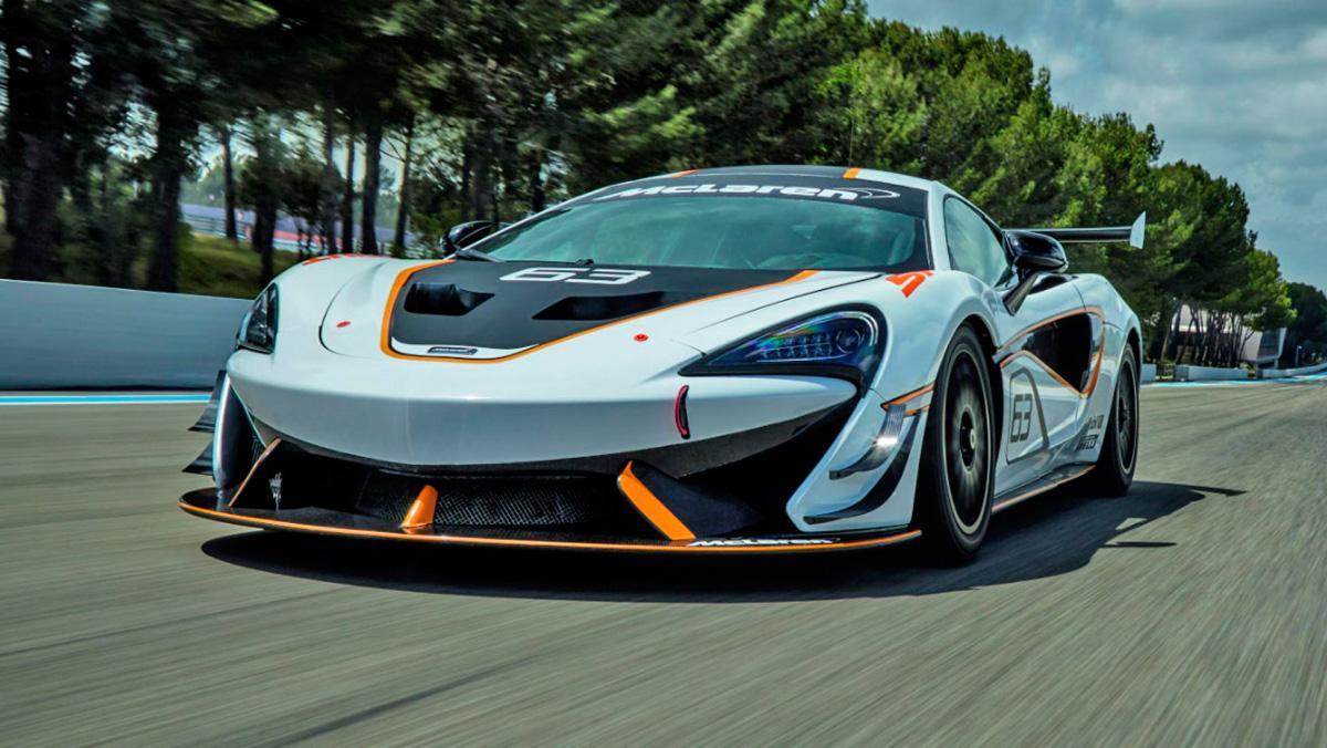 McLaren 570S Sprint (I)