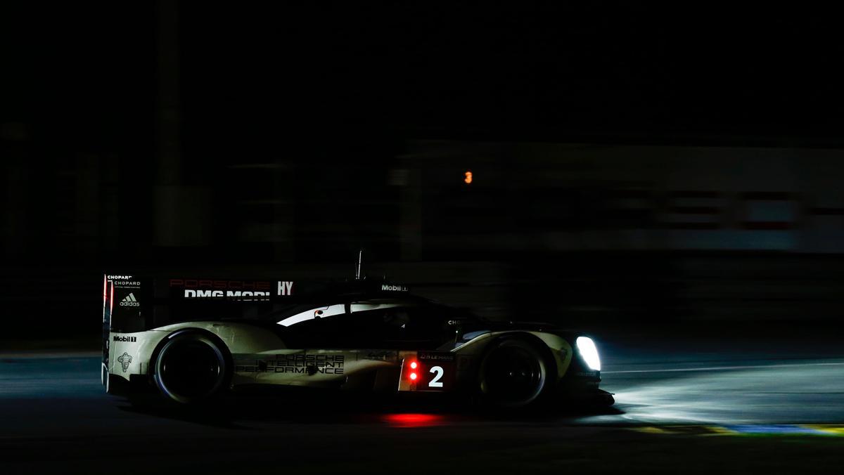 Porsche 919 Hybrid 24 horas de Le Mans 2016, 1