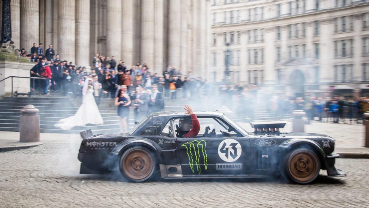 Episodio 23x03 Top Gear