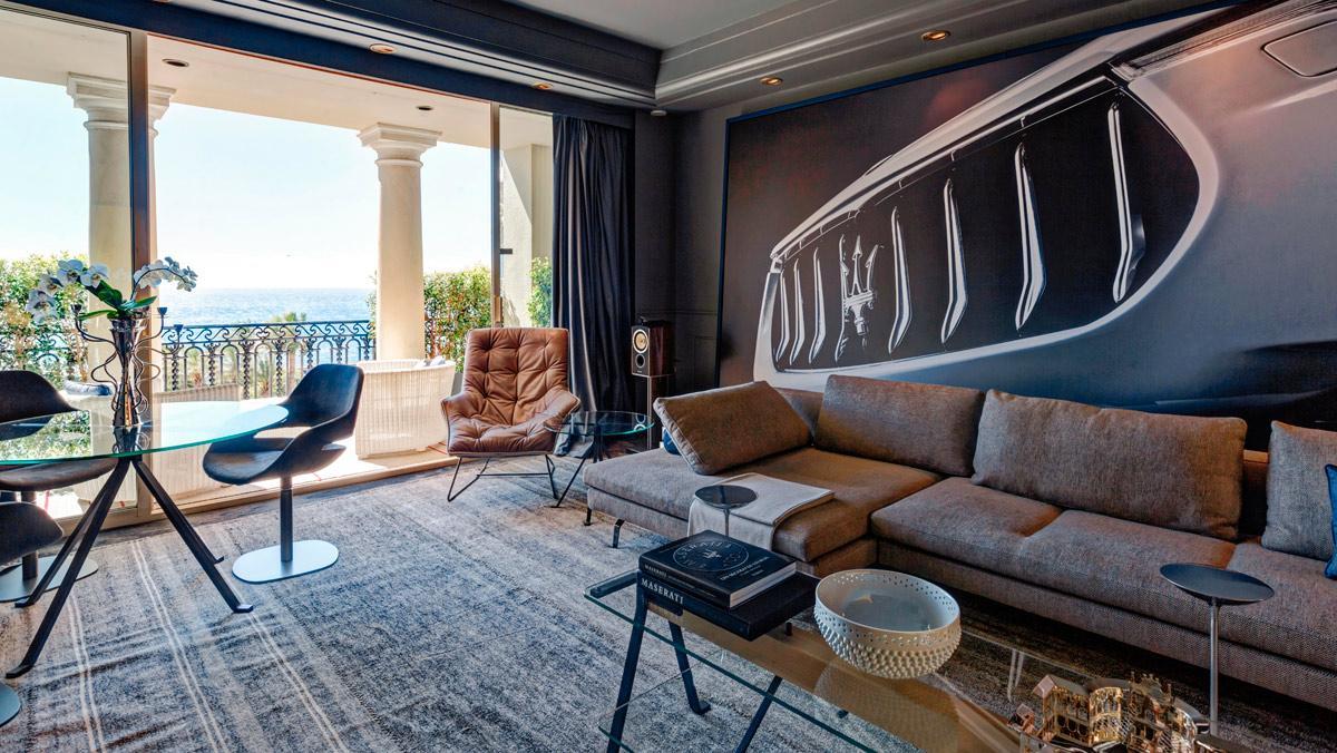 Suite Maserati Hotel de París (I)
