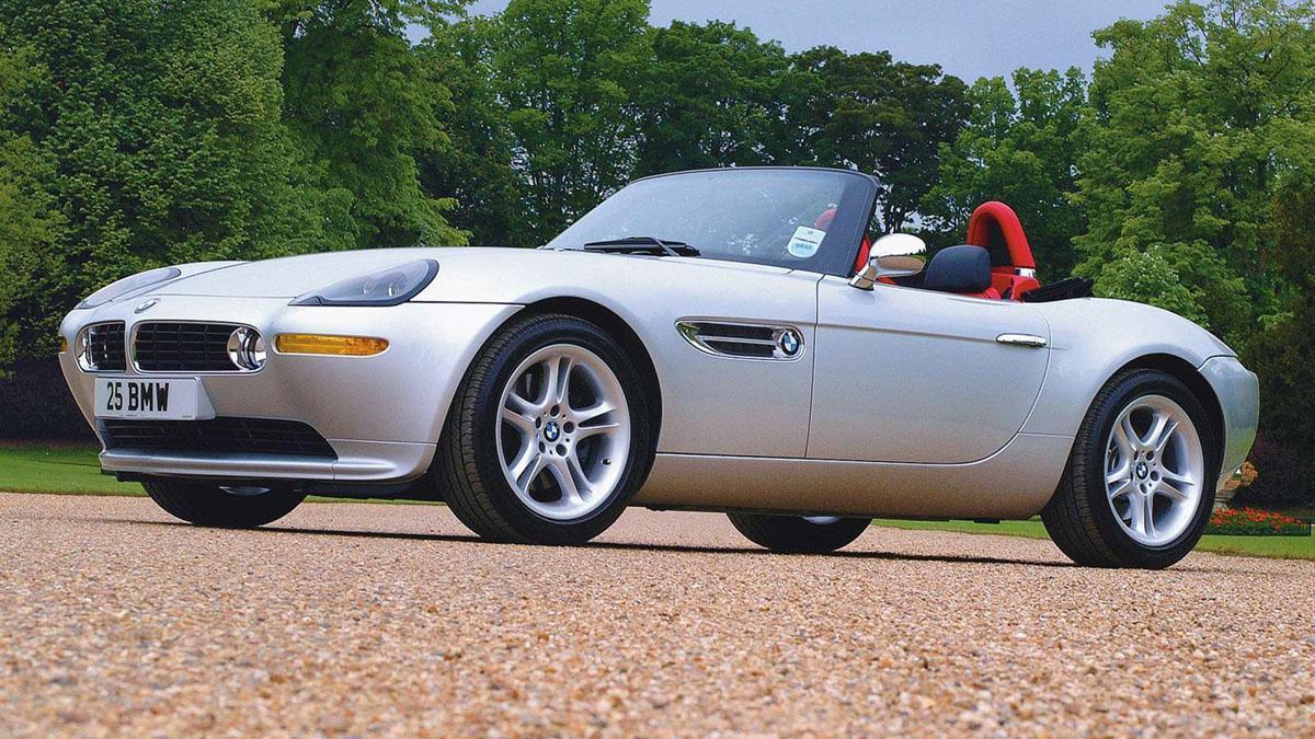 mejores-coches-bmw-historia-BMW Z8