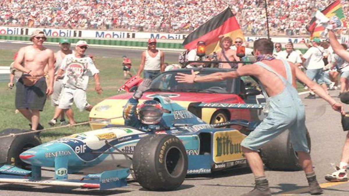 Los 9 datos del GP de Alemania
