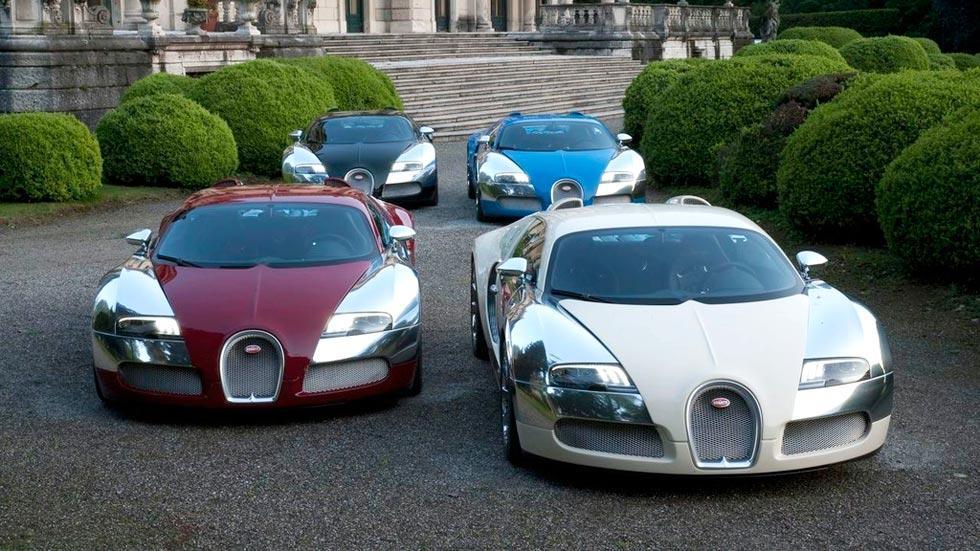 Bugatti Veyron Centenaire limitado