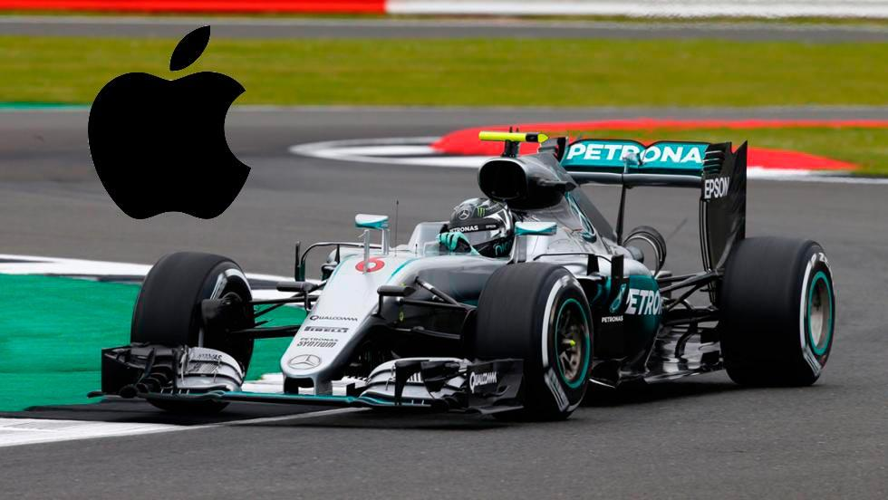Fórmula 1 Apple