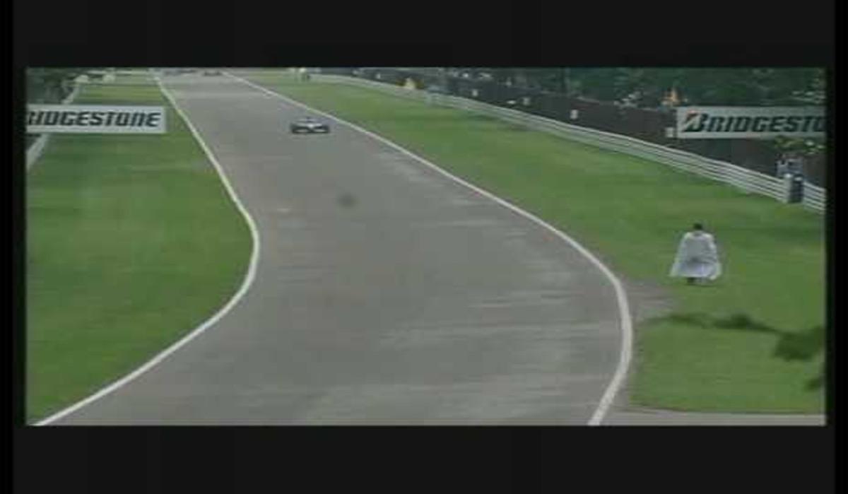 GP Alemania 2000: Un modo temerario de reclamar el finiquito