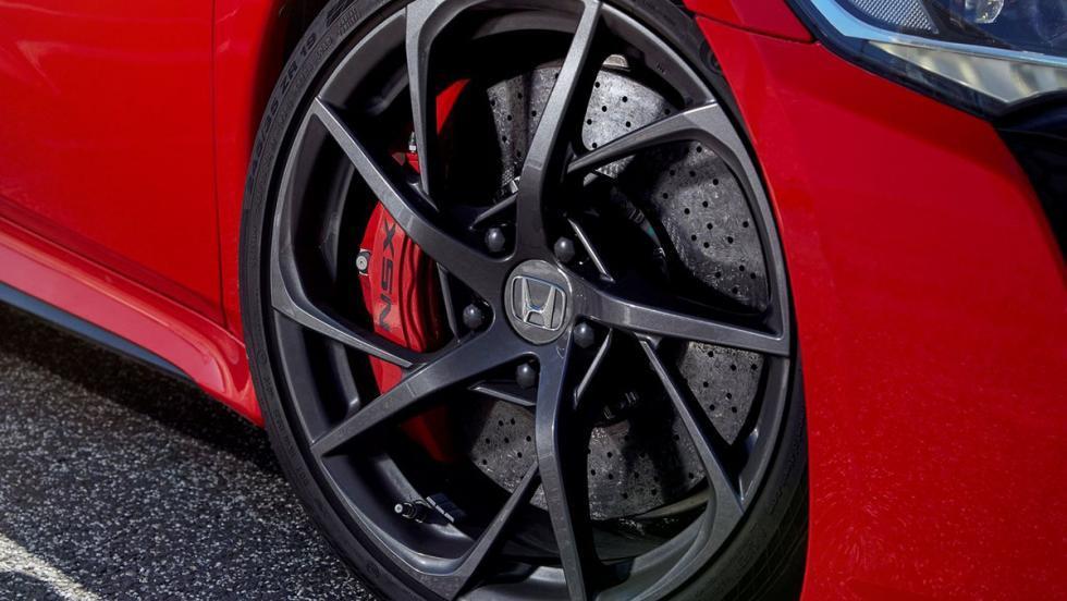 Honda NSX 2016 (I)