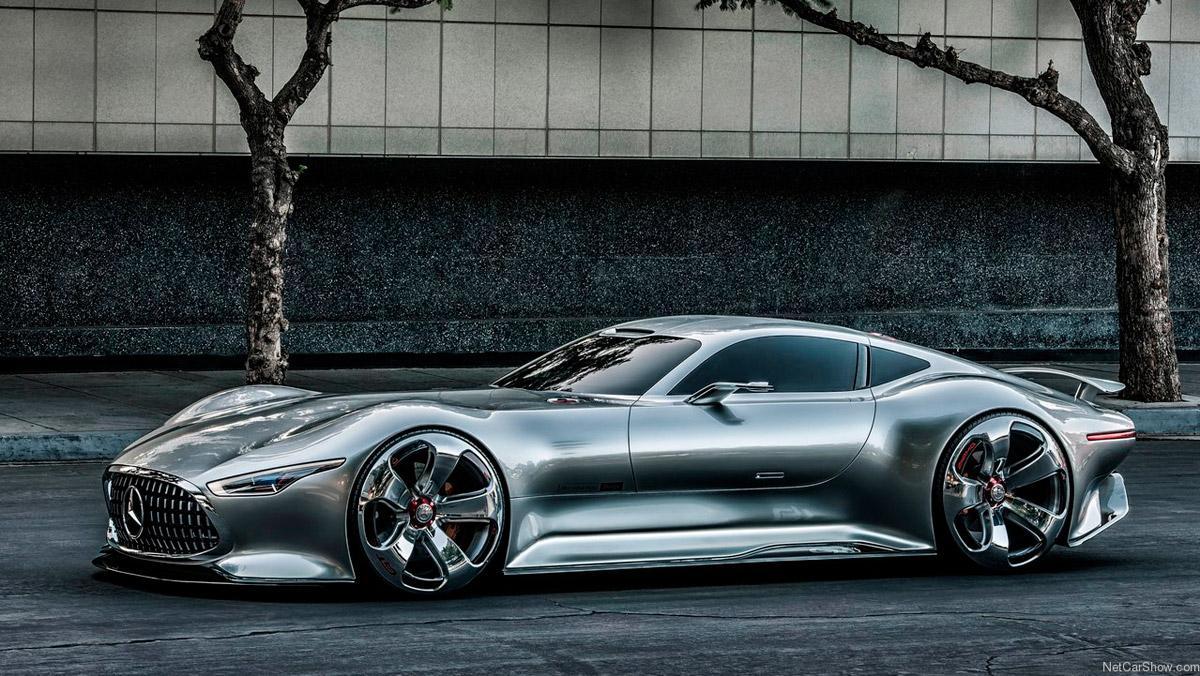 Mercedes-Benz Vision Gran Turismo Concept (I)
