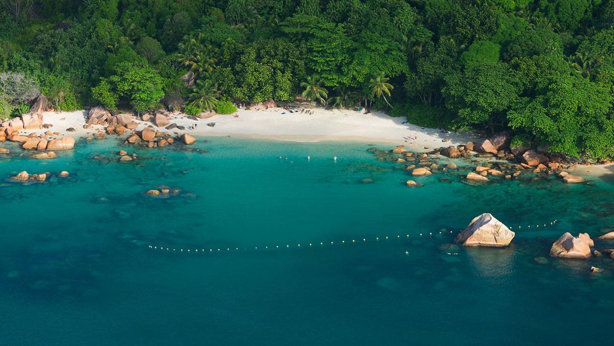 Playa de Anse Lazio - Islas Seychelles
