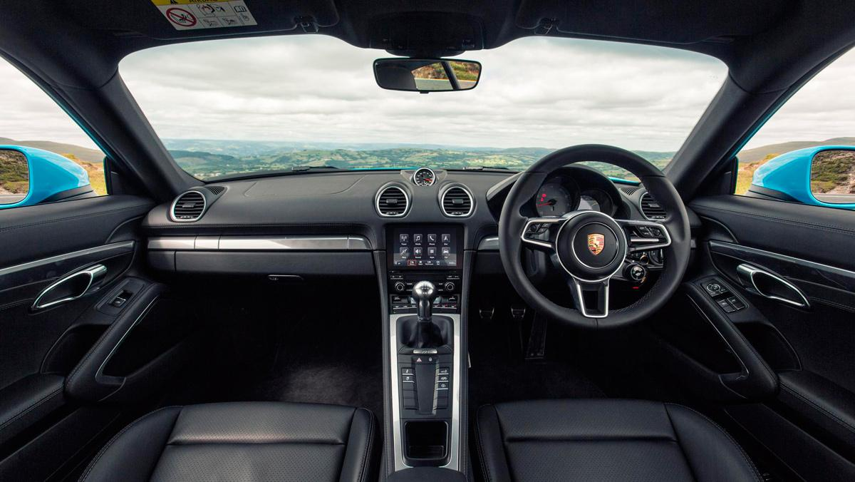 Porsche 718 Cayman S (VIII)