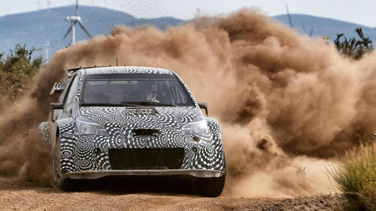 Toyota Yaris WRC (I)