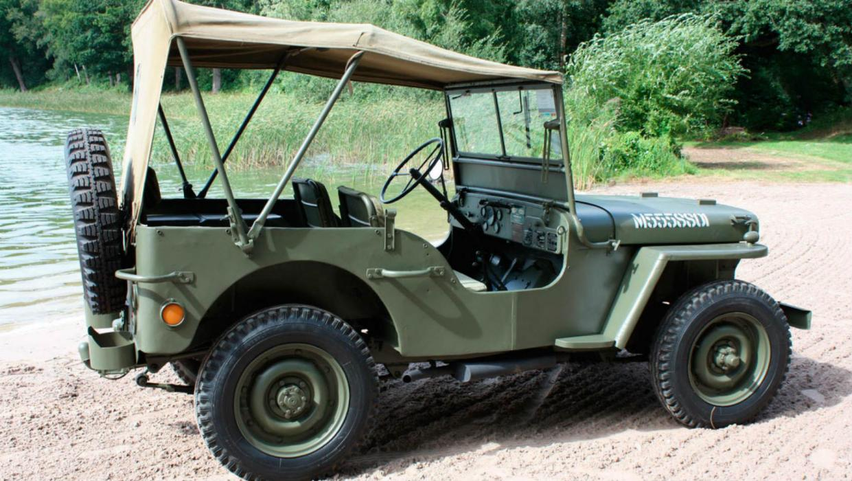 1943 Jeep Willys