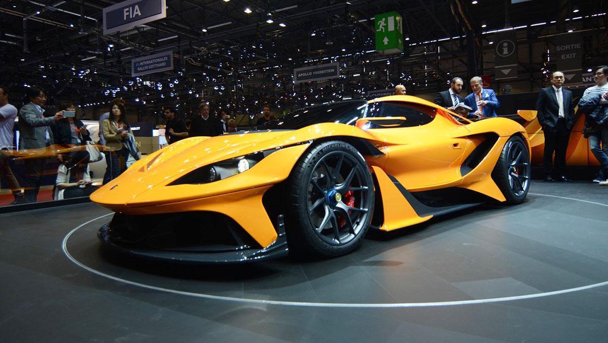 Venom Gt 2017 >> Los 10 coches más caros del mundo: ¡ni con un euromillón ...