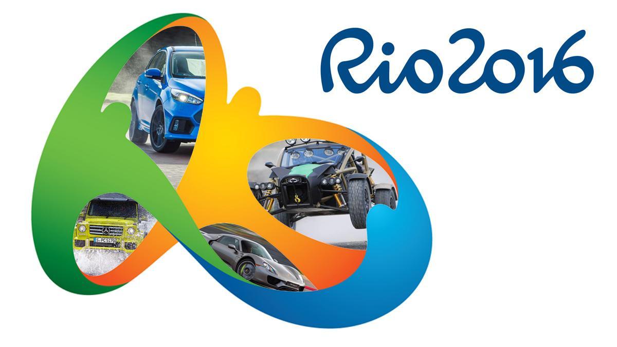 Los coches que triunfarían en los Juegos Olímpicos 2016