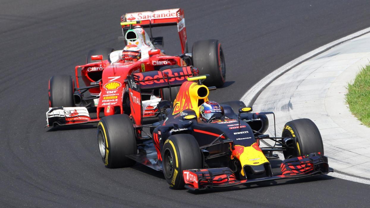 GP Hungría 2016 de Fórmula 1
