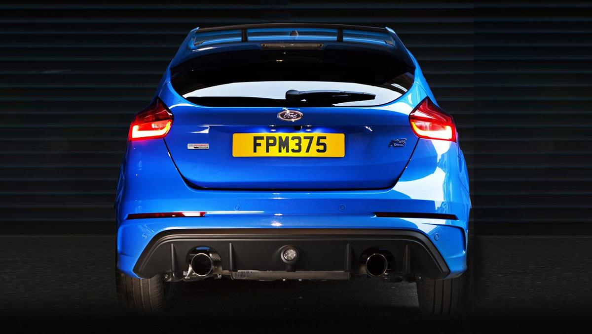 Mountune le mete mano al Ford Focus RS