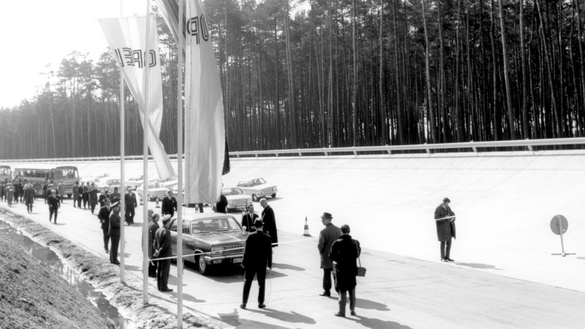 Pista de pruebas de Opel en Dudenhofen (II)
