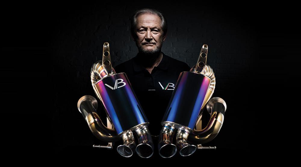 Valentino Balboni comenzará a fabricar piezas para Lamborghini