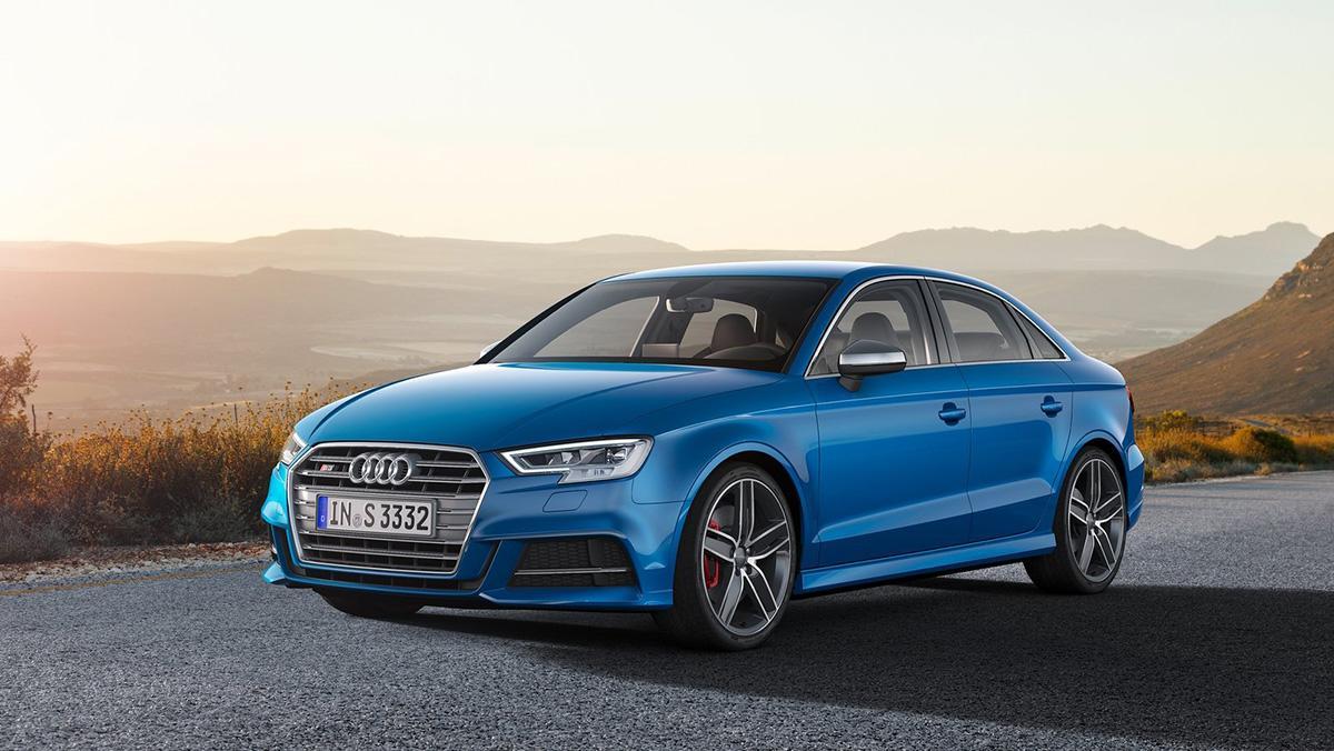 Audi S3 Sedan 2016