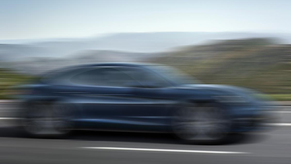 Las berlinas para superar los 300 km/h