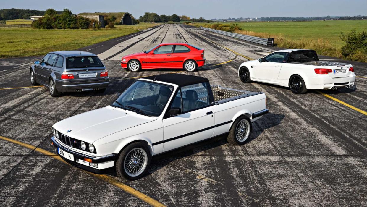 Familia BMW M3