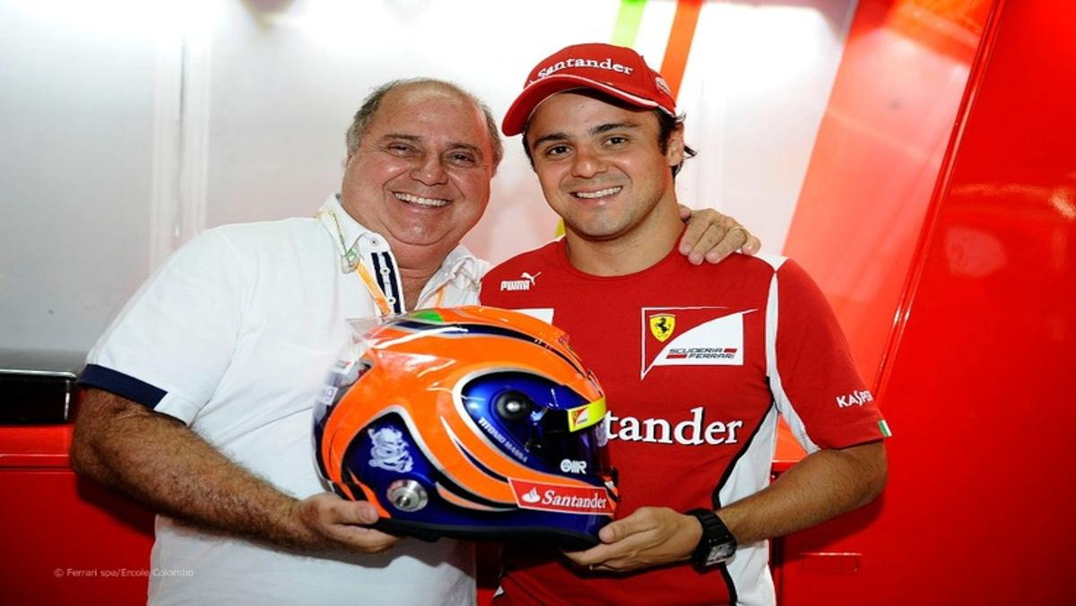 Felipe Massa anuncia su retirada de la F1