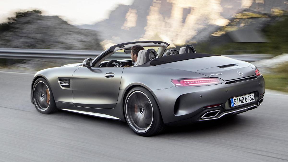Los grandes rivales del nuevo Mercedes-AMG GT Roadster