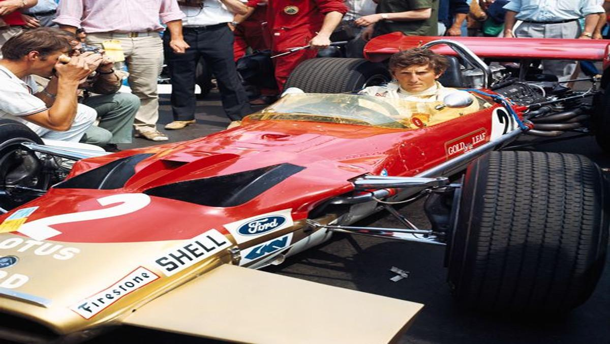 Jochen Rindt, el campeón póstumo de la F1