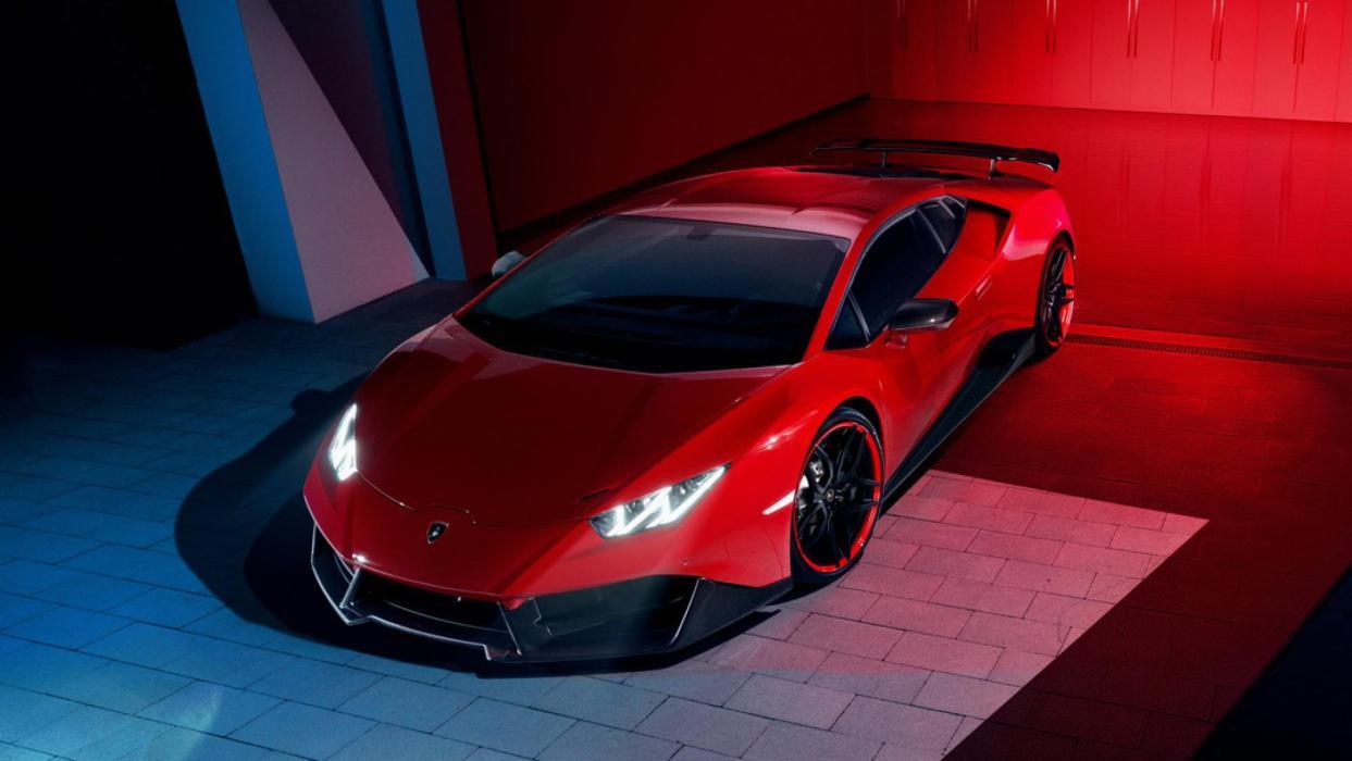Lamborghini Huracán Novitec (I)