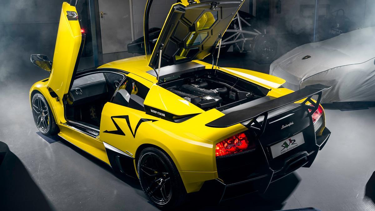 Lamborghini Murcielago SV (I)