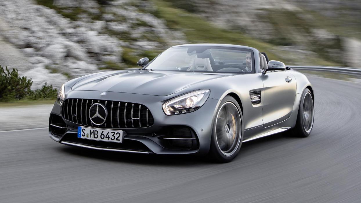 Mercedes-AMG GT C Roadster (1)