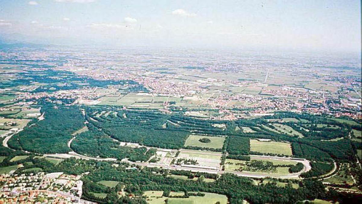 Monza, la sede del GP de Italia de F1