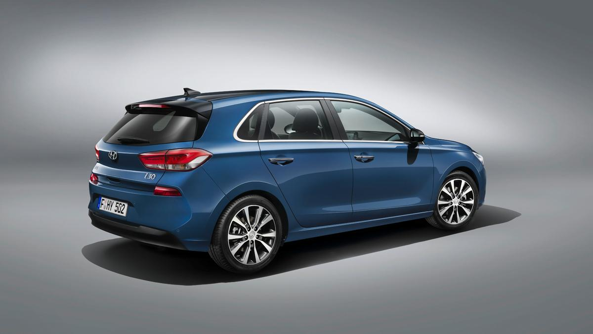 Nuevo Hyundai i30 2017 (I)
