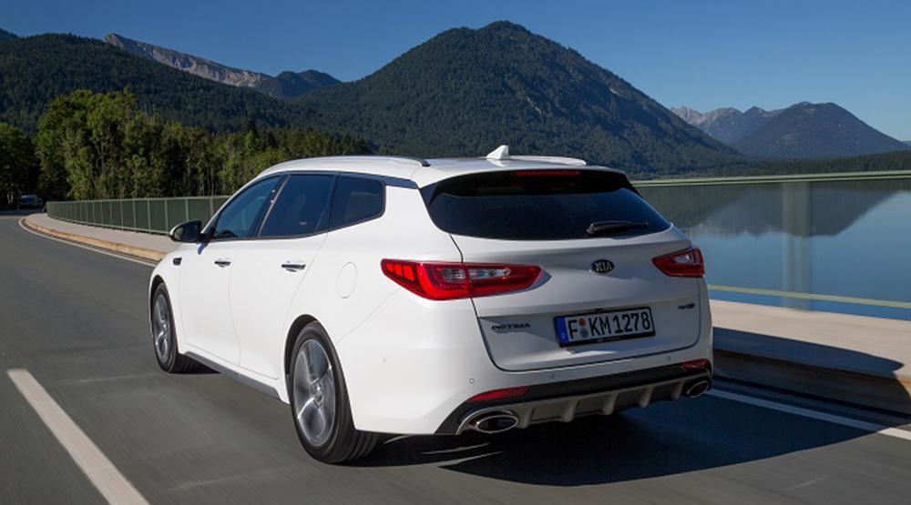 El nuevo Kia Optima Sportswagon 2016