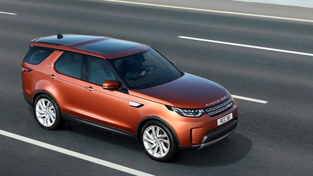 Nuevo Land Rover Discovery 2017 (VII)
