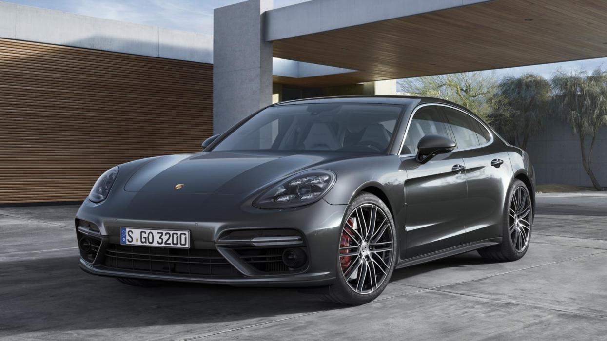 Porsche Panamera 4S Diésel