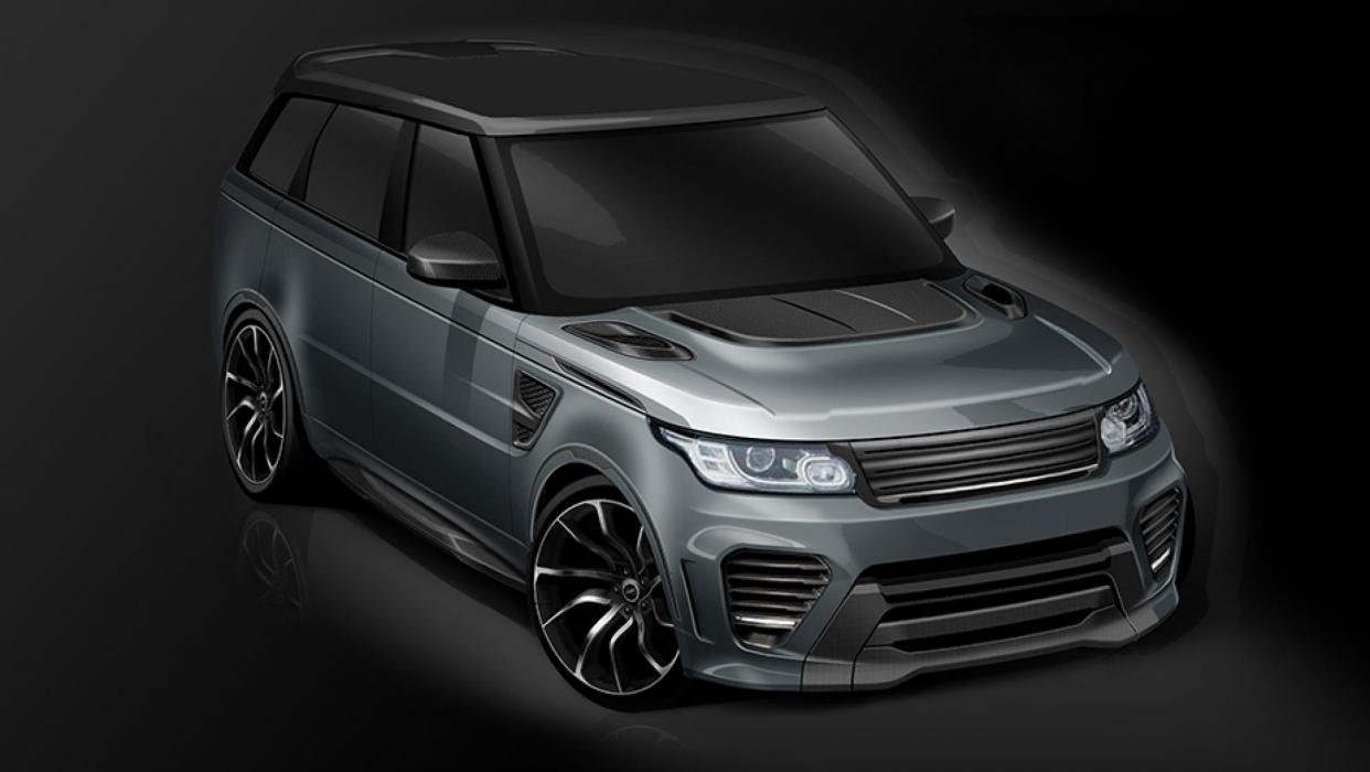 Range Rover Supersport Overfinch