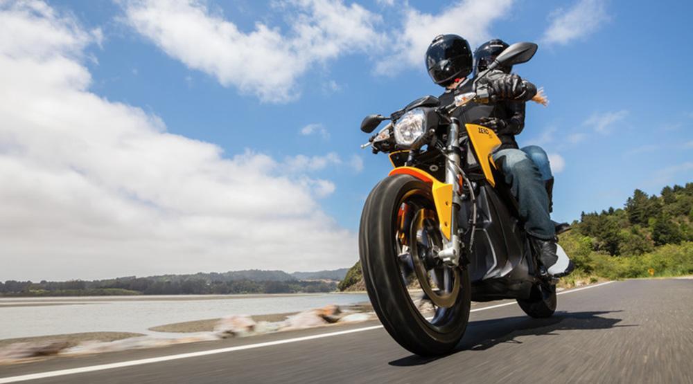 Zero SR, la moto eléctrica más molona...