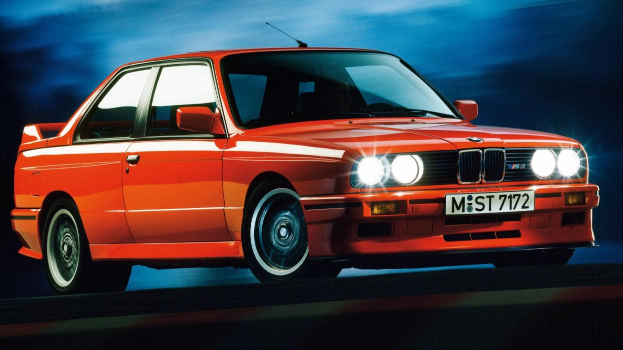 1988: BMW M3 Evolution