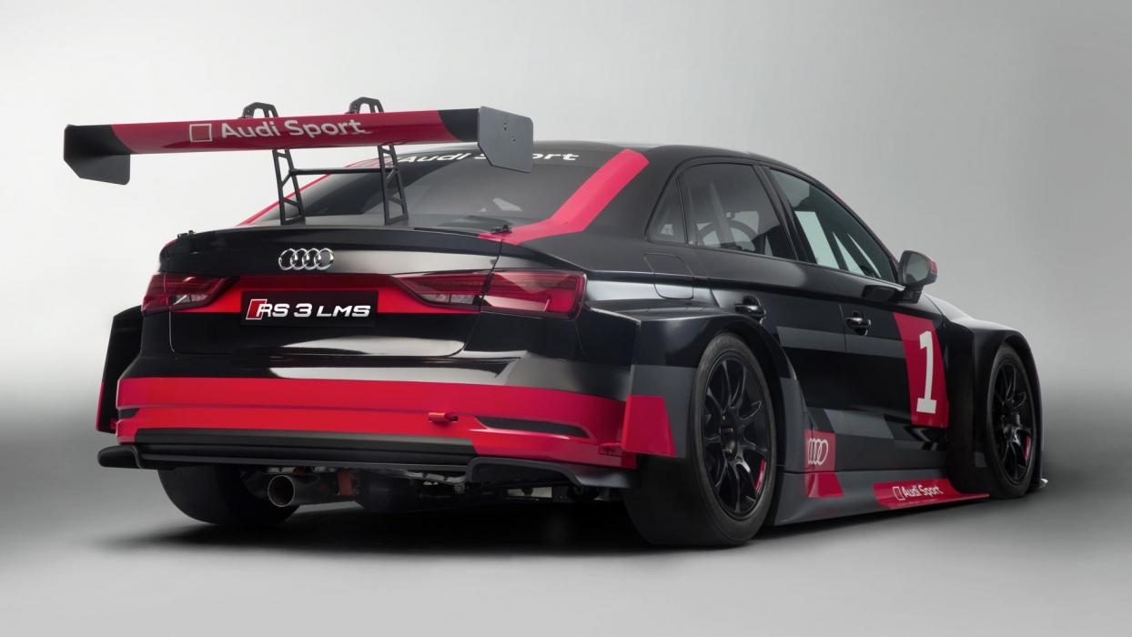Audi RS3 LMS (I)