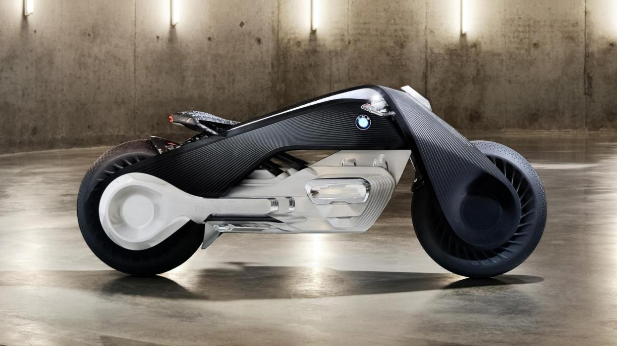 BMW Motorrad Vision Next 100 (I)
