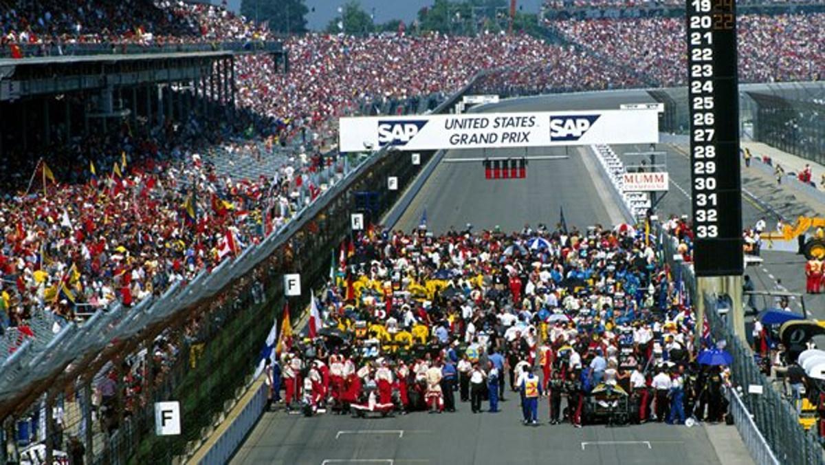 GP USA F1