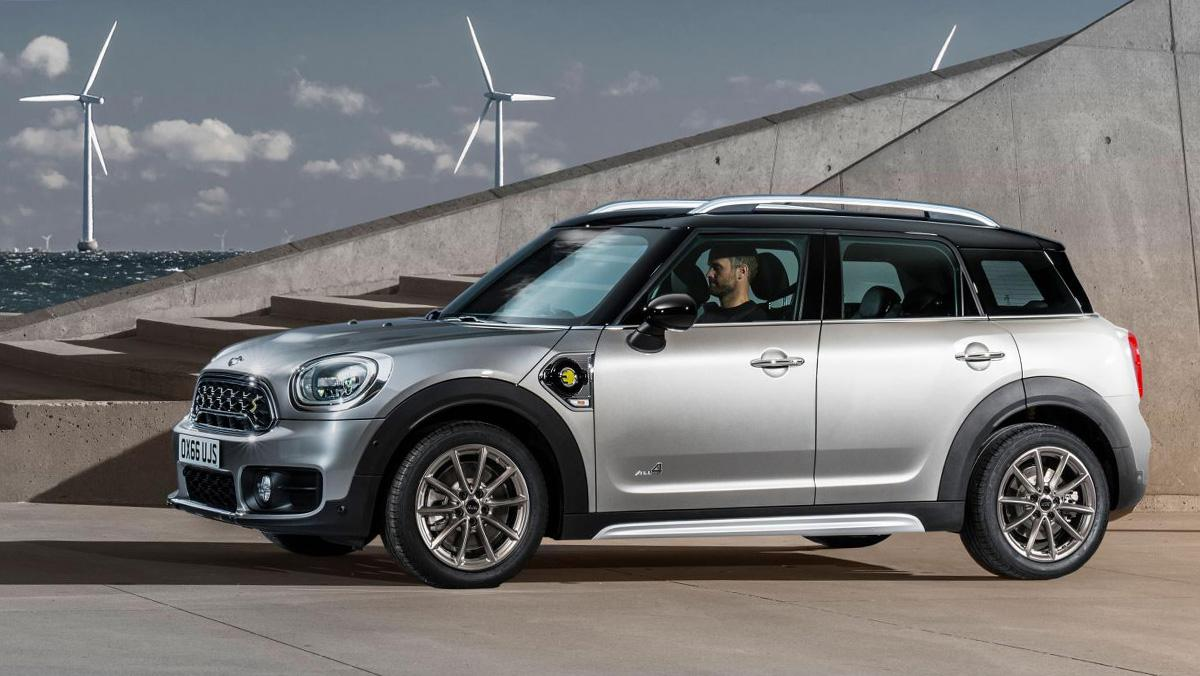 Mini Countryman 2017: todas las fotos