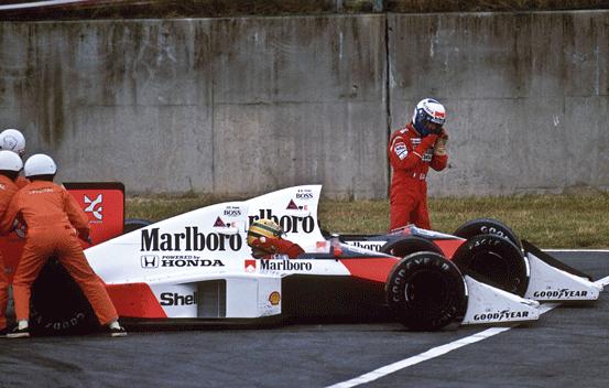 Los momentos inolvidables en el GP de Japón