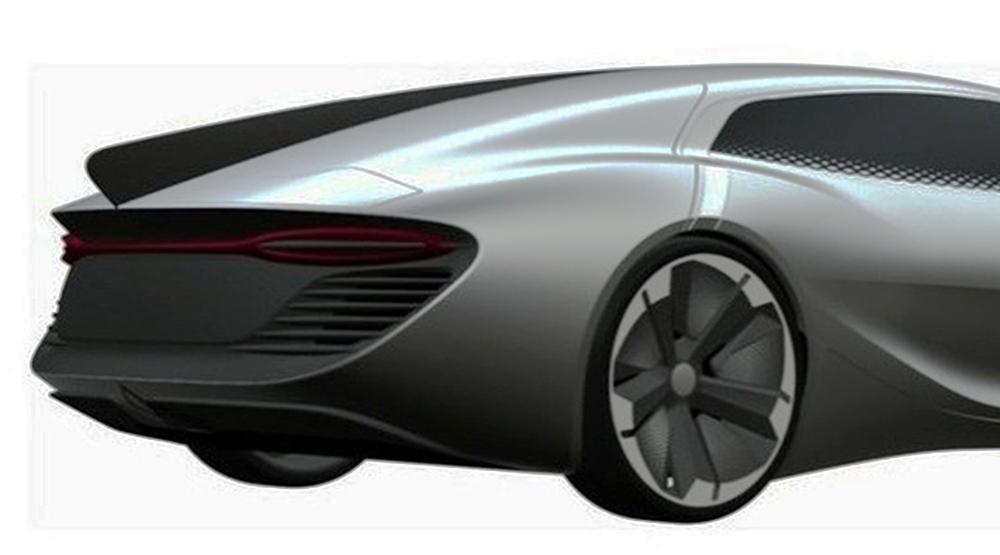 ¿Patentado el vehículo del futuro?