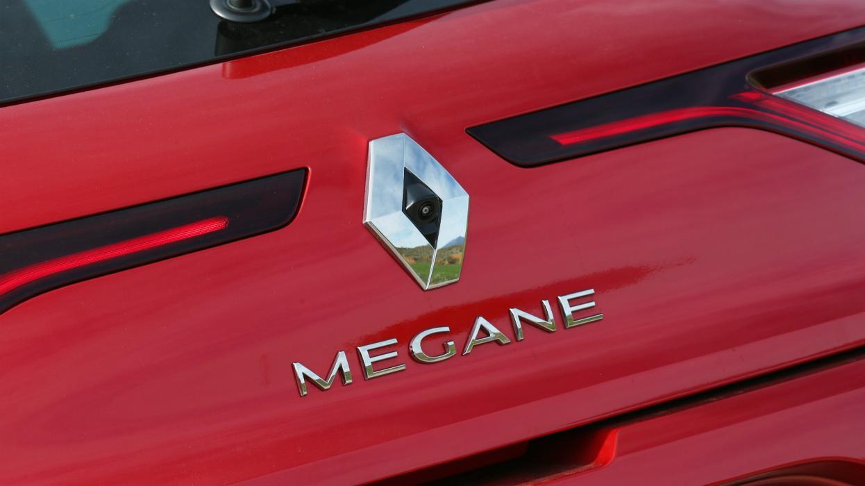 Renault Mégane Detalles