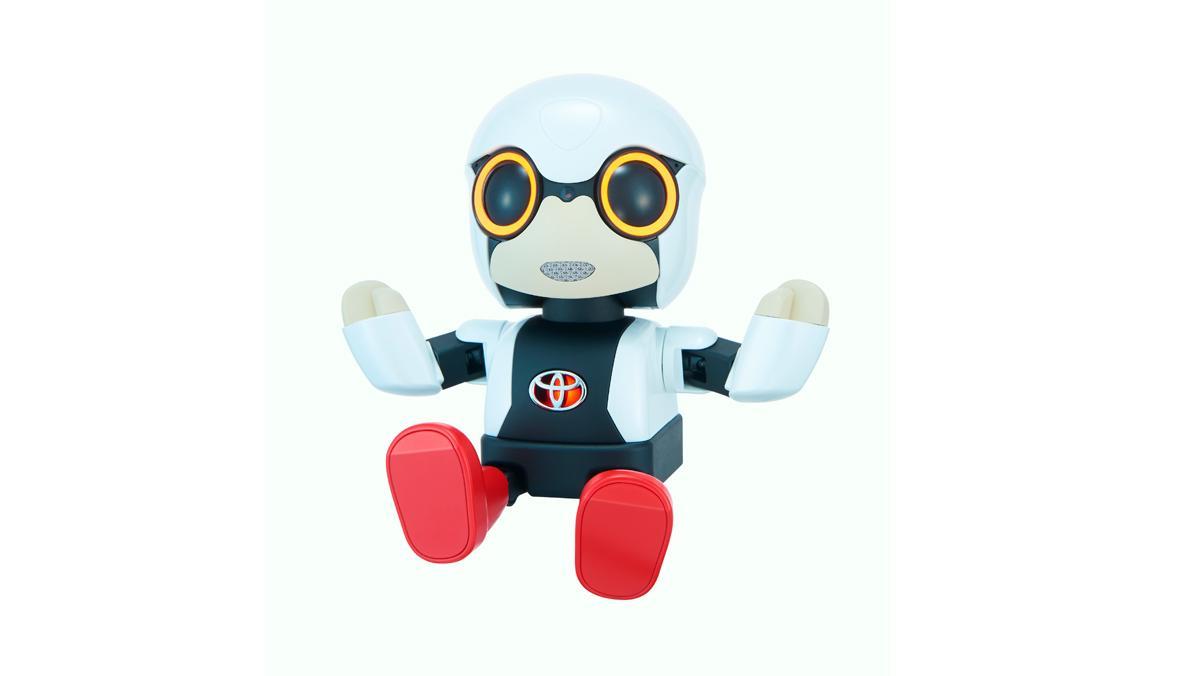 Robot de Toyota Kirobo Mini (I)